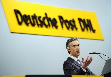 Statul german a vândut 5% din acţiunile Deutsche Post pentru 924 de milioane de euro