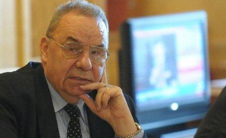 Andrei Marga, votat de plenul Senatului la şefia Institutului Cultural Român