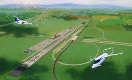 Încep lucrările la primul aeroport privat din România. Vezi când va fi gata şi unde va fi amplasat acesta
