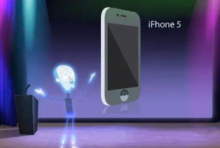 Steve Jobs a înviat și prezintă noul iPhone 5 într-o parodie pe YouTube