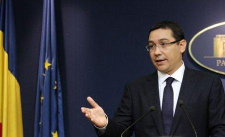 Ponta: Varianta unei fuziuni cu UNPR se va discuta, anul viitor. PSD va avea Congres