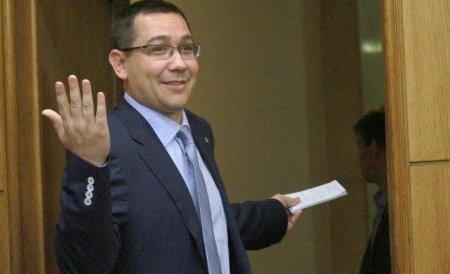Ponta, despre o eventuală alianţă între PDL şi PP-DD: Cine se aseamănă se adună