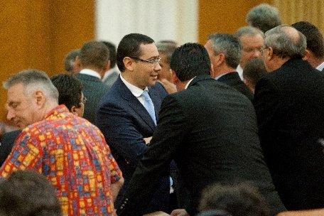 Ponta: USL va câştiga în jur de 60% din mandatele din viitorul Legislativ