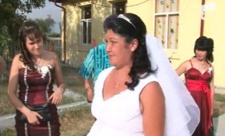 A devenit mireasă şi mamă în aceeaşi zi. O femeie din Vâlcea a născut chiar în ziua nunţii ei