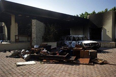 Libia. Autorităţile au arestat circa 50 de persoane în urma violenţelor de la consulatul american din Benghazi