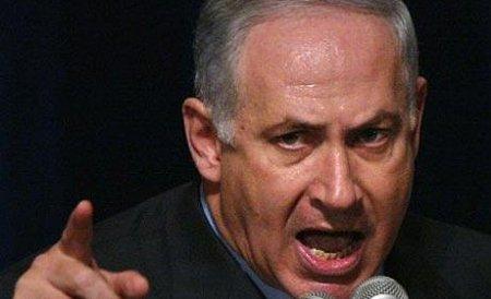 Premierul Israelului: Iranul ar putea produce arme nucleare în 6-7 luni. Trebuie să acţionăm cât timp nu este prea târziu