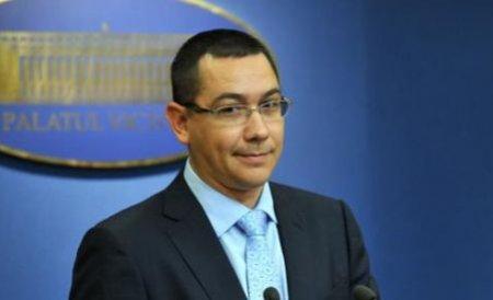 Ponta: Acţiunea lui Dan Diaconescu ar putea să pună Oltchim pe butuci