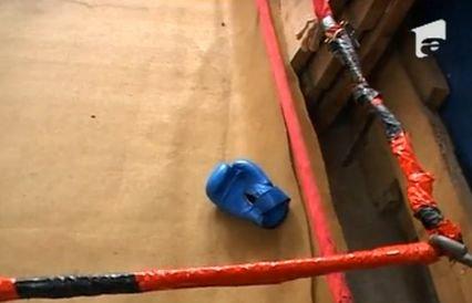 Moartea l-a doborât în ring. Antrenorul de box Doru Iftime a murit în timpul unui antrenament