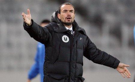 Ionuţ Badea şi-a reziliat contractul cu FC Braşov