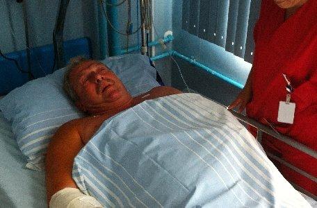 Helmuth Duckadam ar putea fi operat, luni, de medicul Şerban Brădişteanu