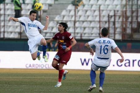 Pandurii Târgu Jiu a învins CFR Cluj, scor 2-1, în etapa a IX-a a Ligii I