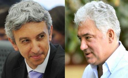 """Ponta: """"Hoţul hoţilor"""", Adriean Videanu, are înţelegere cu Dan Diaconescu pentru a acoperi fraudele PDL la Oltchim. Vezi reacţia lui Videanu"""