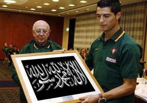 Cristiano Ronaldo, susţinător al Islamului? Iranienii se folosesc de fotbalist în scopuri propagandistice