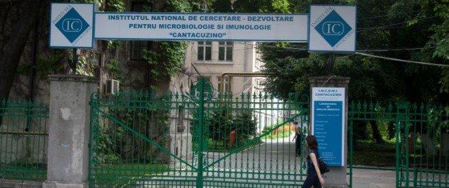"""Dovada unui """"atentat la sănătatea naţională"""". Cine conduce prăbuşirea Institutului Cantacuzino?"""