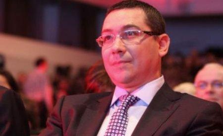 """Premierul Ponta merge la Bratislava, pentru a participa la reuniunea grupului """"Prietenii Coeziunii"""""""