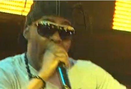 După concert, rapperul american Coolio a plecat cu protocolul. A furat băuturi de sute de euro
