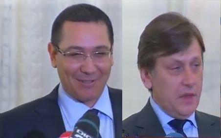 USL merge pe mâna lui Pivniceru în cazul detaşării lui Kovesi la Bruxelles. Antonescu: Nu am atacat guvernul Ponta
