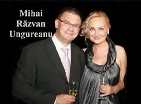 Blonda lui Ungureanu, lobby sau trafic de influenţă?