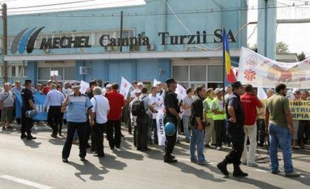 Mechel concediază toţi angajaţii de la Câmpia Turzii. Compania vrea să vândă combinatele din România