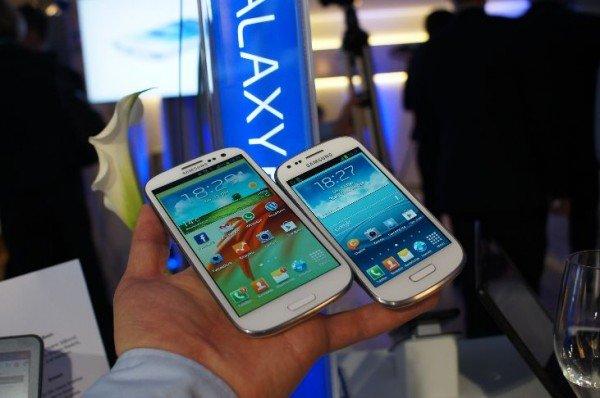 Samsung a lansat noul Samsung Galaxy S III Mini, fratele mai mic al popularului Galaxy S III
