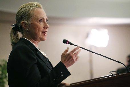 Hillary Clinton: Susţinerea tranziţiilor democratice în statele arabe este o necesitate strategică pentru SUA