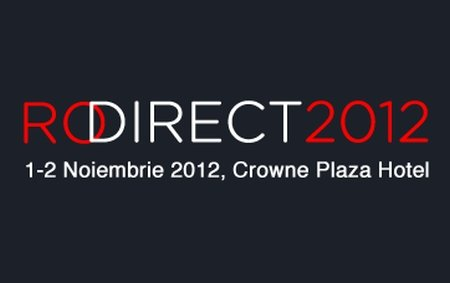 Specialisti internationali in marketing direct vin la Bucuresti la RoDirect 2012!
