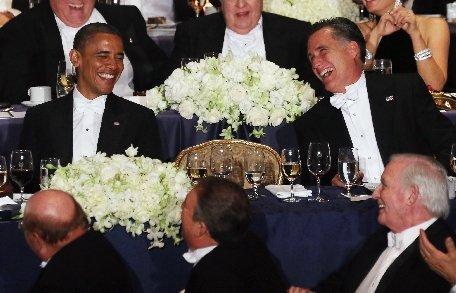 """Obama, despre contracandidatul său: Eu cred că suferă de """"romnezie"""""""
