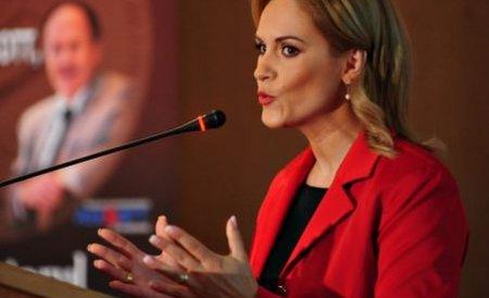 Gabriela Firea - jurnalista care candidează la Senat, din partea PSD. Ce șanse are să intre în lumea bărbaților?