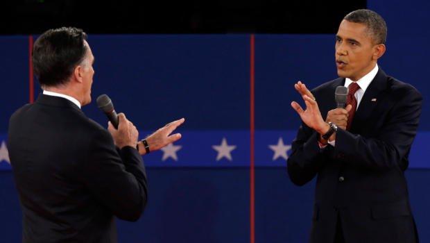 Alegerile din SUA au intrat în linie dreaptă. Obama, declarat CÂŞTIGĂTORUL ultimei dezbateri, potrivit CNN