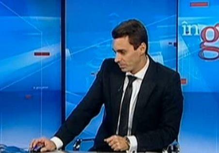 Mircea Badea: Prieteni, eu cred că se fură mai mult de 40% din banii publici!