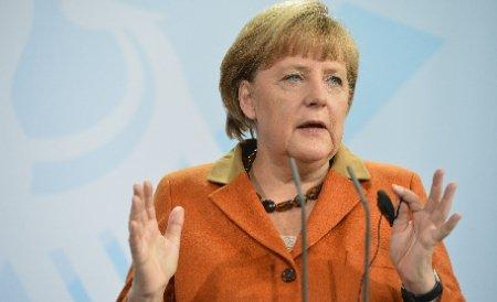 Angela Merkel, primită cu huiduieli în toată Europa, inclusiv în Germania