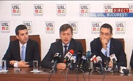 Antonescu, despre candidatura sa în acelaşi colegiu cu Dragnea: Nici el nu candidează la Teleorman pe voturile mele