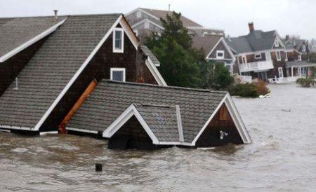 Uraganul Sandy a provocat moartea a 34 de persoane la New York
