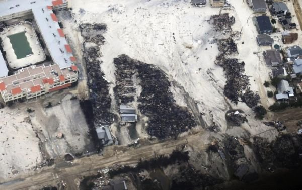 NFL şi NBA vor dona câte un milion de dolari pentru eforturile de redresare după trecerea uraganului Sandy