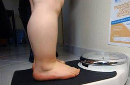 Obezitatea infantilă
