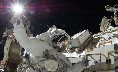 Cum votează astronauţii americani aflaţi pe Staţia Spaţială Internaţională