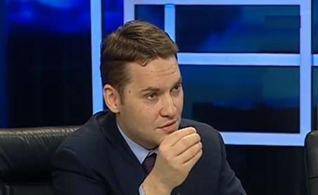 Dan Şova: Blaga a realizat că e incapabil să fie premier, dacă îl propune pe Videanu, şi nu pe şeful de partid
