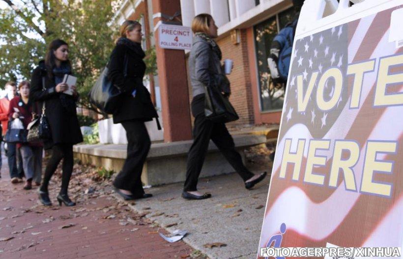ALEGERI SUA. Prezență la vot ridicată în unele zone din SUA. Va fi doborât recordul din 2008?