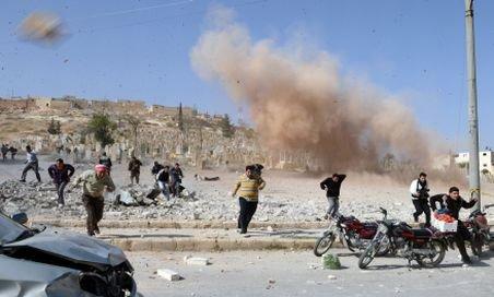 ONU îi recomandă preşedintelui Obama să acţioneze în Siria şi în Orientul Mijlociu