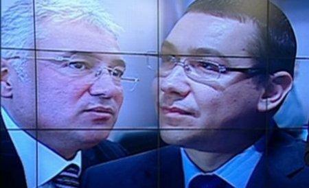 """Videanu către Ponta:  """"Victore, ţi-e frică?"""" Vezi la ce se referă acesta"""