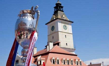 FRF a publicat programul sferturilor de finală pentru Cupa României