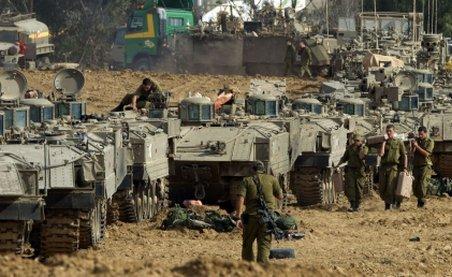 UE se declară preocupată de violenţa din Israel şi Fâşia Gaza