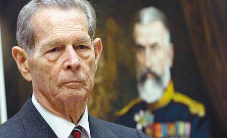 Imagini NEMAIVĂZUTE cu Maiestatea Sa,  Regele Mihai