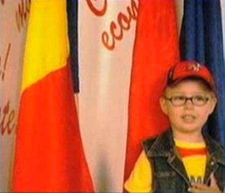 Drapelul României merită purtat în sufletele noastre