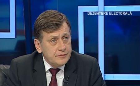 Antonescu îl ameninţă cu suspendarea pe Băsescu, dacă USL va avea 50%+1 şi preşedintele nu-l pune pe Ponta premier