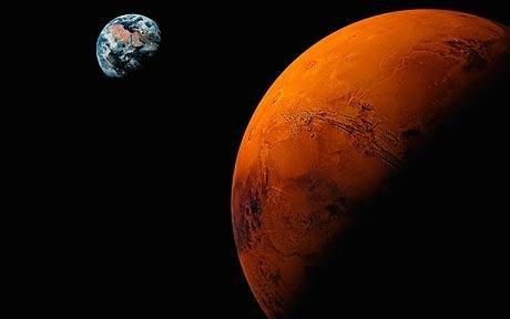 Un miliardar american vrea să COLONIZEZE planeta MARTE cu 80.000 de oameni