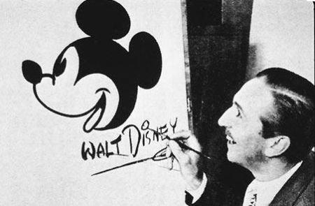 """Un poster cu """"cel mai amuzant personaj animat din lume"""", vândut contra unei sume impresionante"""