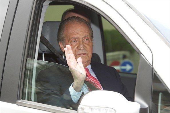 Regele Spaniei s-a externat din spital