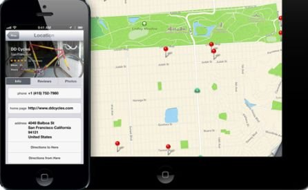 Poliţia avertizează: Hărţile Apple pentru iPhone pot pune vieţile utilizatorilor în pericol