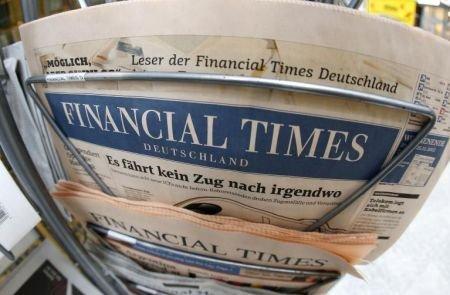 Primarul oraşului New York, miliardarul Michael Bloomberg, vrea să cumpere publicaţia Financial Times